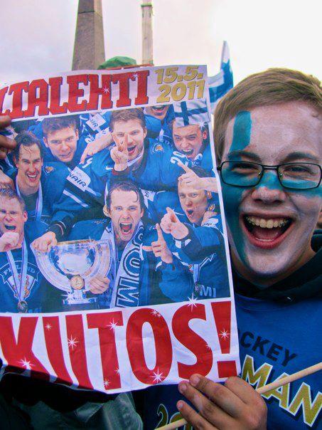 Jón á Steig í Finnlandi